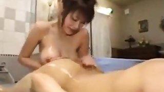Sloppy Japan Massage (uncensored)