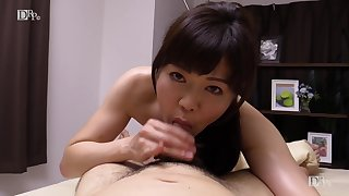 Astounding adult video Hairy craziest have a fondness in your dreams with Nishioka Nao