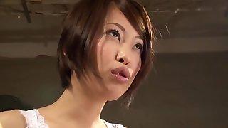 Japanese Beauty Explicit Saki Otsuka Emulate Penetration