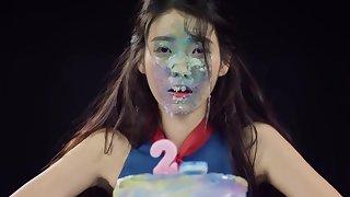 Asian Whore IU Kpop PMV Twenty Three and Horny